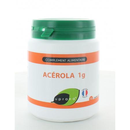 Uprana Acérola 1g 50 comprimés