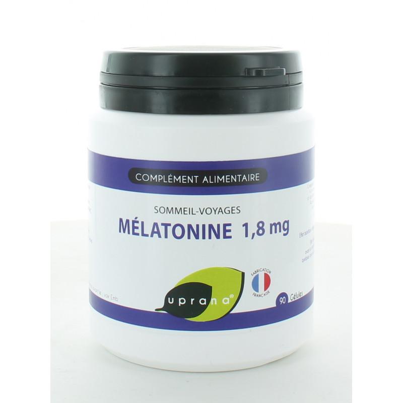 Uprana Mélatonine 1.8mg 90 gélules