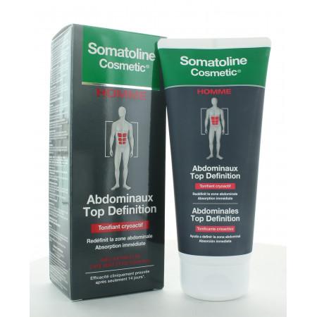 Somatoline Cosmetic Homme Abdominaux Tonifiant 200ml