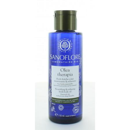 Sanoflore Olea Therapia Huile Nourrissante & Relaxante 110ml