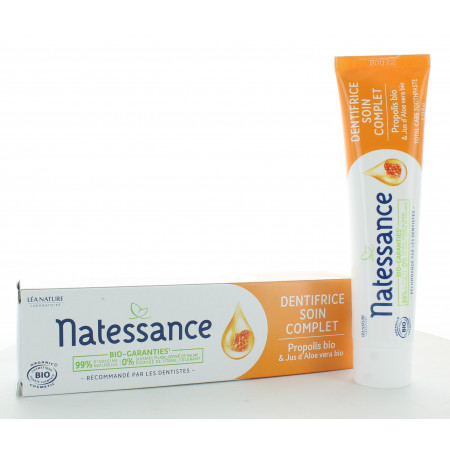 Natessance Dentifrice Soin Complet 75ml