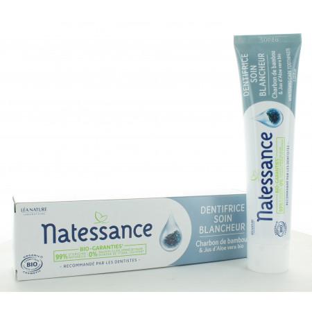 Natessance Dentifrice Soin Blancheur 75ml