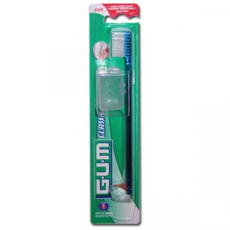 Brosse à Dents Souple GUM Classic Compact 409 Sunstar