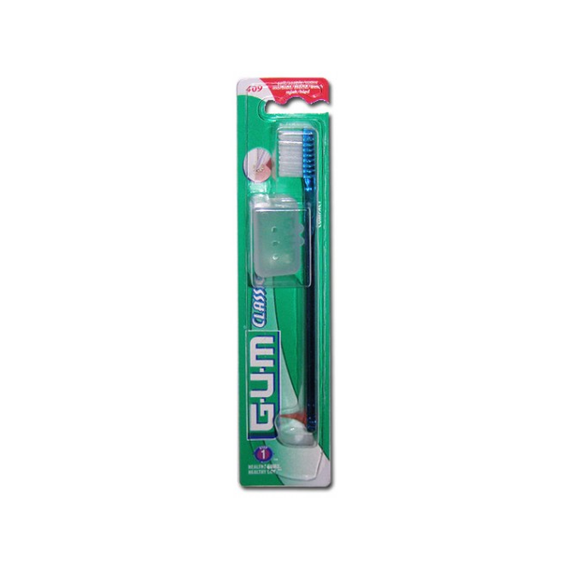 Brosse à Dents Souple GUM Classic Compact 409 Sunstar
