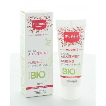 Mustela Bio Baume Allaitement 10ml