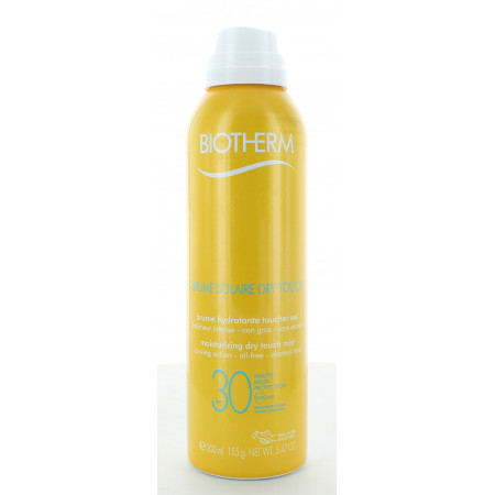 Biotherm Brume Solaire Hydratante SPF30 200ml