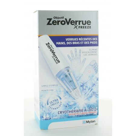 Objectif ZeroVerrue Freeze 7,5g