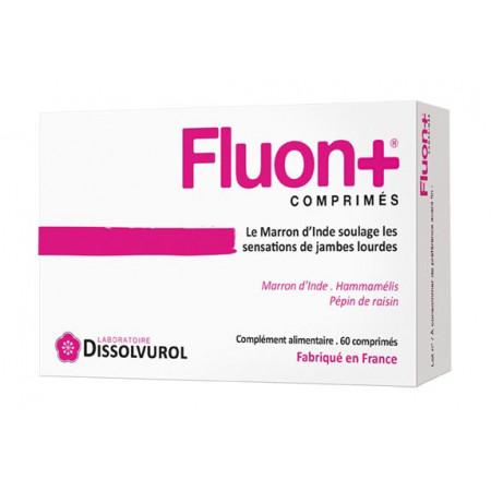 Fluon+ 60 comprimés