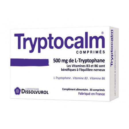 Tryptocalm 500 mg 30 comprimés