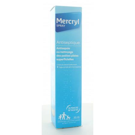 Mercryl Spray 50ml