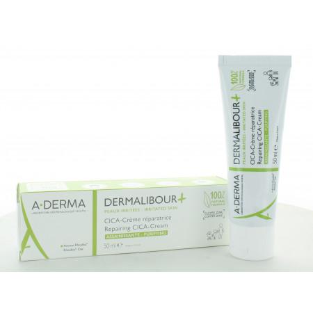 ADerma Dermalibour+ CICA-Crème Réparatrice 50ml