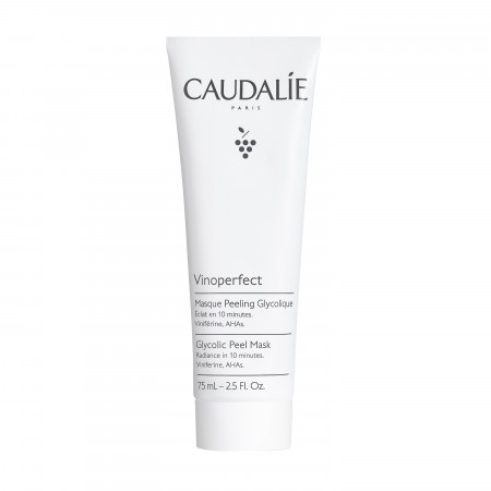 Caudalie Vinoperfect Masque Peeling Glycolique 75ml