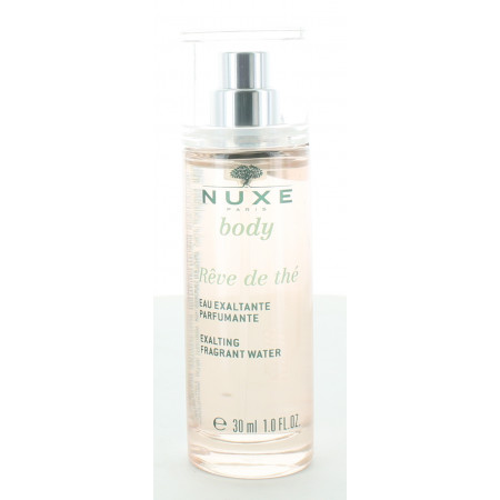 Nuxe Body Rêve de Thé Eau Exaltante Parfumante 30ml