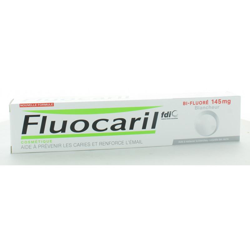 Dentifrice Fluocaril Bi-Fluoré 145mg Blancheur 75ml