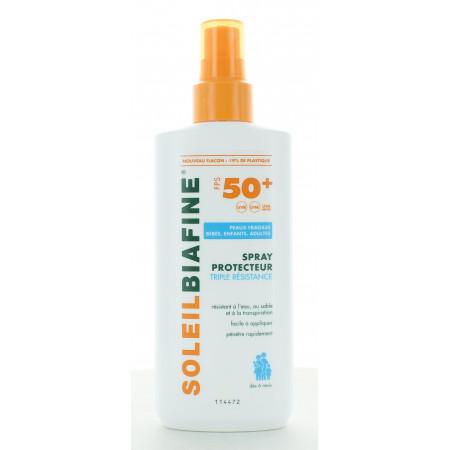 Soleil Biafine Spray Protecteur Triple Résistance...