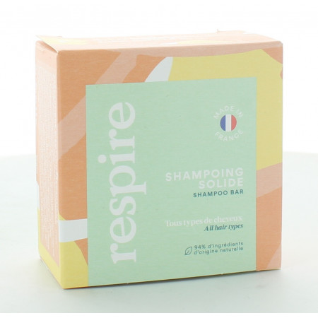 Respire Shampooing Solide 75g