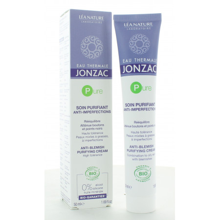 Jonzac Soin Purifiant Anti-imperfections 50 ml