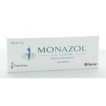 Monazol 2% Crème 15 g