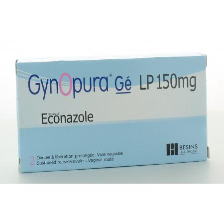 GynOpura Gé LP 150mg 2 ovules