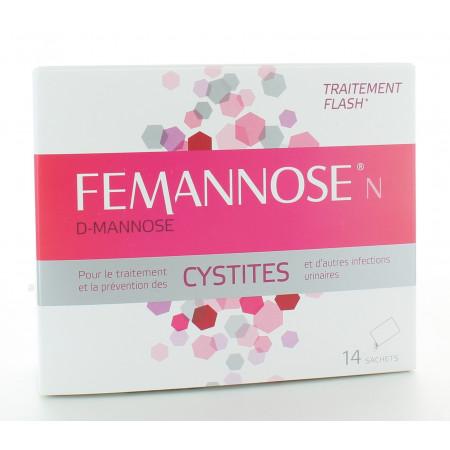 Femannose N Cystites 14 sachets