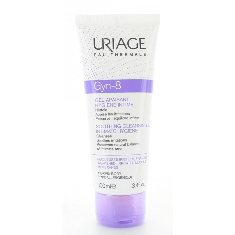 Uriage Gyn-8 Gel Apaisant Hygiène Intime 100ml