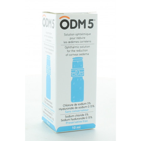 ODM 5 Solution Ophtalmique 10ml