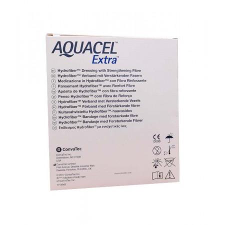 Aquacel Extra 12,5 X 12,5cm 16 pièces