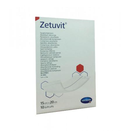 Zetuvit Pansements Absorbants 15X20cm 10 pièces