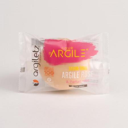 Argiletz Savon Argile Rose 100g