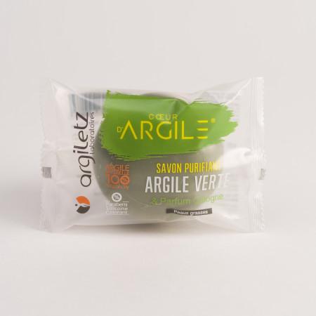 Argiletz Savon Argile Verte 100g
