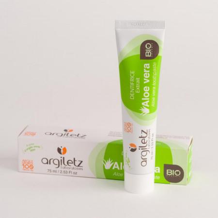 Argiletz Dentifrice Aloe Vera 75ml