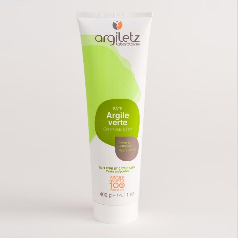 Argiletz Pâte d'Argile Verte 400g