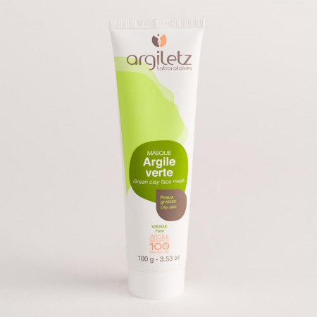 Argiletz Masque à l'Argile Verte 100g