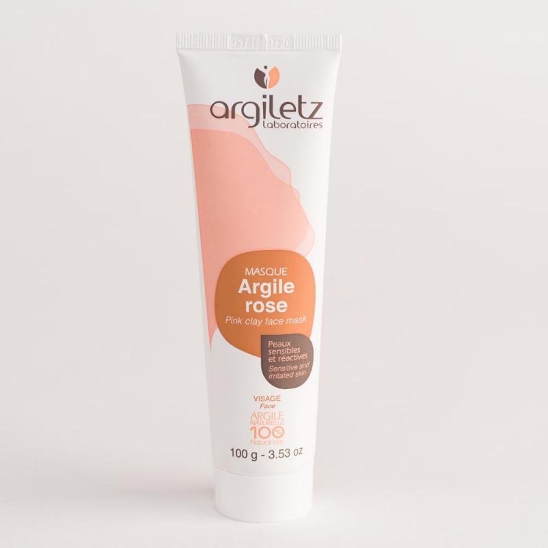 Argiletz Masque à l'Argile Rose 100g