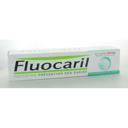 Fluocaril Gel Dentifrice Bi-fluoré 250mg 125ml