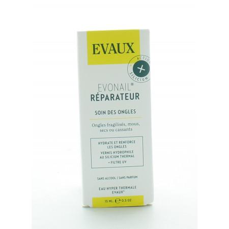 Evaux Evonail Soin des Ongles 15ml