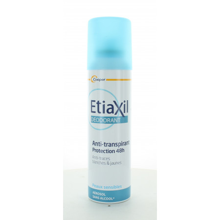 Etiaxil Déodorant Anti-Transpirant Protection 48h 150ml