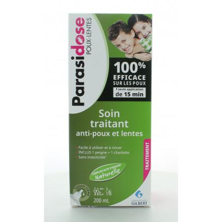 Parasidose Poux-Lentes 200ml