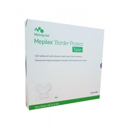 Mepilex Border Protect Talon 22 X 23cm 10 Pièces