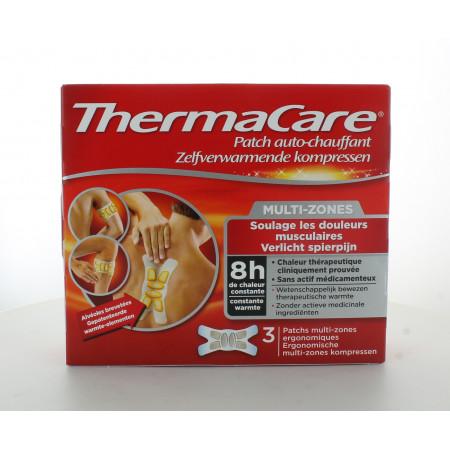 ThermaCare Patch Auto-Chauffant Multi-Zones X3