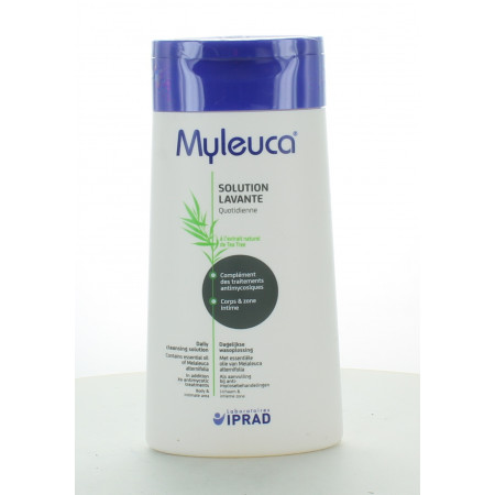 Myleuca Solution Lavante Quotidienne 100ml