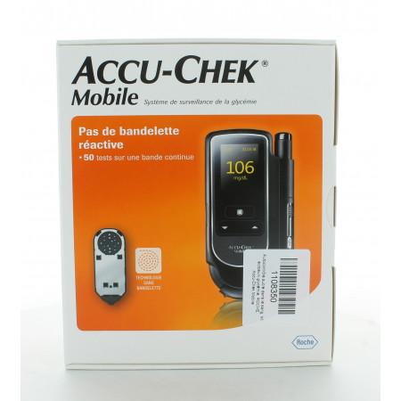 Accu-Chek Mobile Lecteur de Glycémie