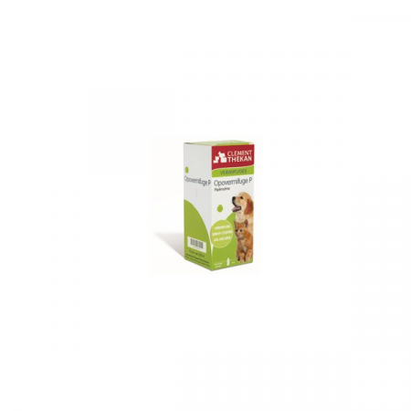 Opovermifuge P Sirop Chiots et Chatons 200 ml