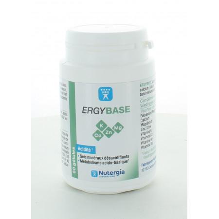 Nutergia ErgyBase 60 gélules