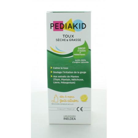Pediakid Toux Sèche & Grasse 6 mois+ 125ml