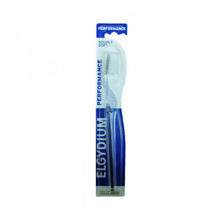 Elgydium Brosse à Dents Performance Souple