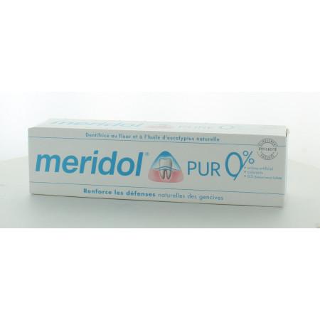 Meridol Pur 0% 75ml