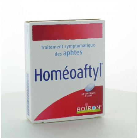Boiron Homéoaftyl 60 comprimés