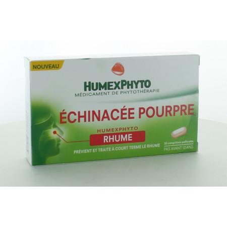 HumexPhyto Echinacée Pourpre 20 comprimés