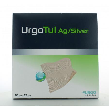 UrgoTul Ag/Silver 10X12cm